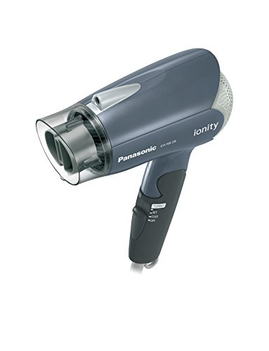 Japan Hair Products - Panasonic hair dryer Ioniti gray EH-NE28-H *AF27* (Best Travel Hair Dryer For Europe compare prices)