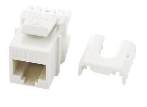 Onq / Legrand Wp3475Wh Rj45 Cat5E Qc Keystone Insert, White