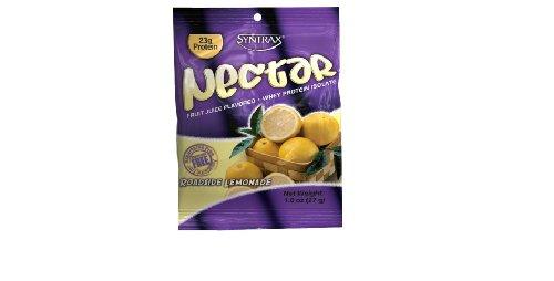 Syntrax Nectar Roadside Lemonade, Grab N Go, 12 Packets, 11.4 oz