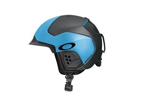 Oakley MOD5 casco de protección - cascos de protección (Snowboard/Ski, Mate, Negro, Azul, S/M/L, Man/Woman, ASTM F2040, CE EN1077)