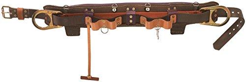 Klein Tools 5282N-21D Standard Full-Floating Body Belt