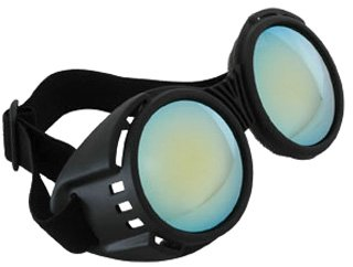elope Black Industrial Goggles - 1