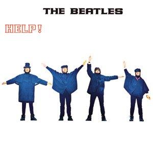 ビートルズ Beatles Help Lサイズ カンバッチ (111017)