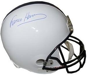 Franco Harris signed Penn State Nittany Lions Full Size Replica Helmet