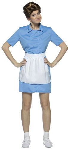 Rasta Imposta - Brady Bunch Alice Adult Costume