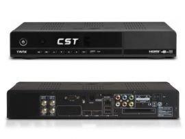 CST Tank Twin 2x DVB-S2 Neutrino HDTV Sat Receiver inkl. 1000 GB Festplatte