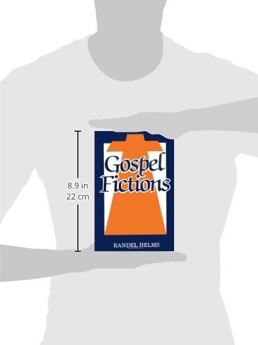 Randel helms gospel fictions
