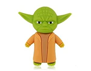 Euroge Tech® 8GB USB Flash Drive Memory Stick Star Wars Saucerman