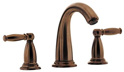 Hansgrohe 06117620 Swing C Wide Spread Lever Handle Faucet, Oil Rubbed Bronze