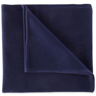 Original Vellux Blankets By West Point Stevens In Navy Blue Color King Size By Jay'S Home Goods front-391812