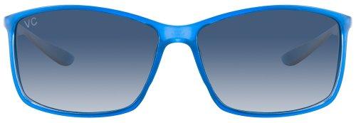 Vincent Chase VC 5153 Matte Blue Grey Gradient 2727/52 Polarized Sunglasses