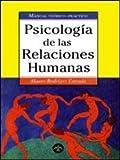img - for Psicologia de las relaciones humanas (Spanish Edition) book / textbook / text book