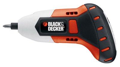 Black & Decker/Dewalt BDCS40G Max Gyro Screwdriver