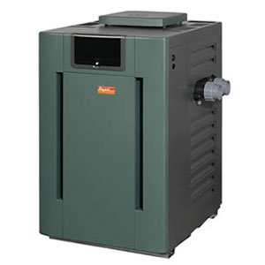 Raypak 266,000 BTU Digital Electronic Ignition Natural Gas Pool Heater from Raypak