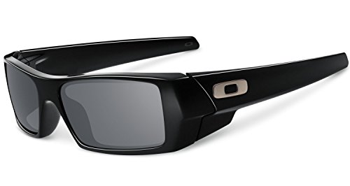 Oakley Gas Can Mens Blk/Gry Sunglasses 03-471 (Gas Can Sunglasses compare prices)