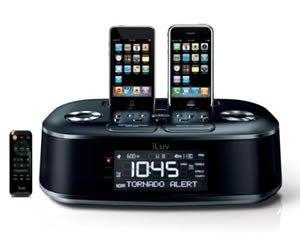 Hi-Fi Dual Alarm Clock Radio (Catalog Category: Audio/Video/Electronics / General Electronics) from JWIN