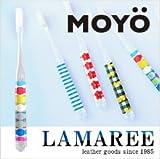 【11】KOMADO(ラマーレ) LAMAREE 《全40色》MOYO 歯ブラシ メンズ レディース 歯ぶらし はぶらし ハブラシ ユニセックス プチギフト にも メール便 おすすめ