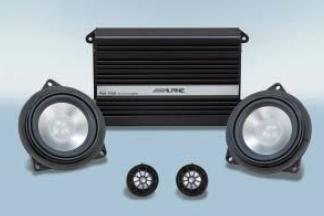 【BMW純正】 BMW X1 E84 HiFiサウンドスピーカーシステム
