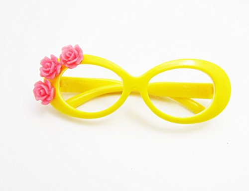My Brittany's Tropical Yellow Glasses for American Girl Dolls