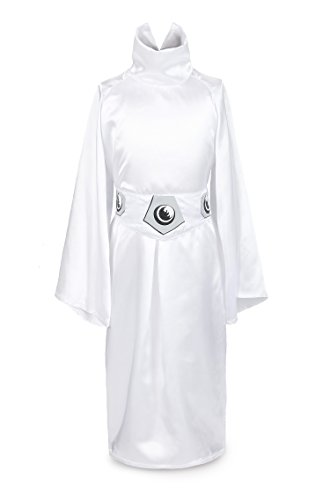 ReliBeauty-Girls-Princess-Leia-Dress-up-Costume