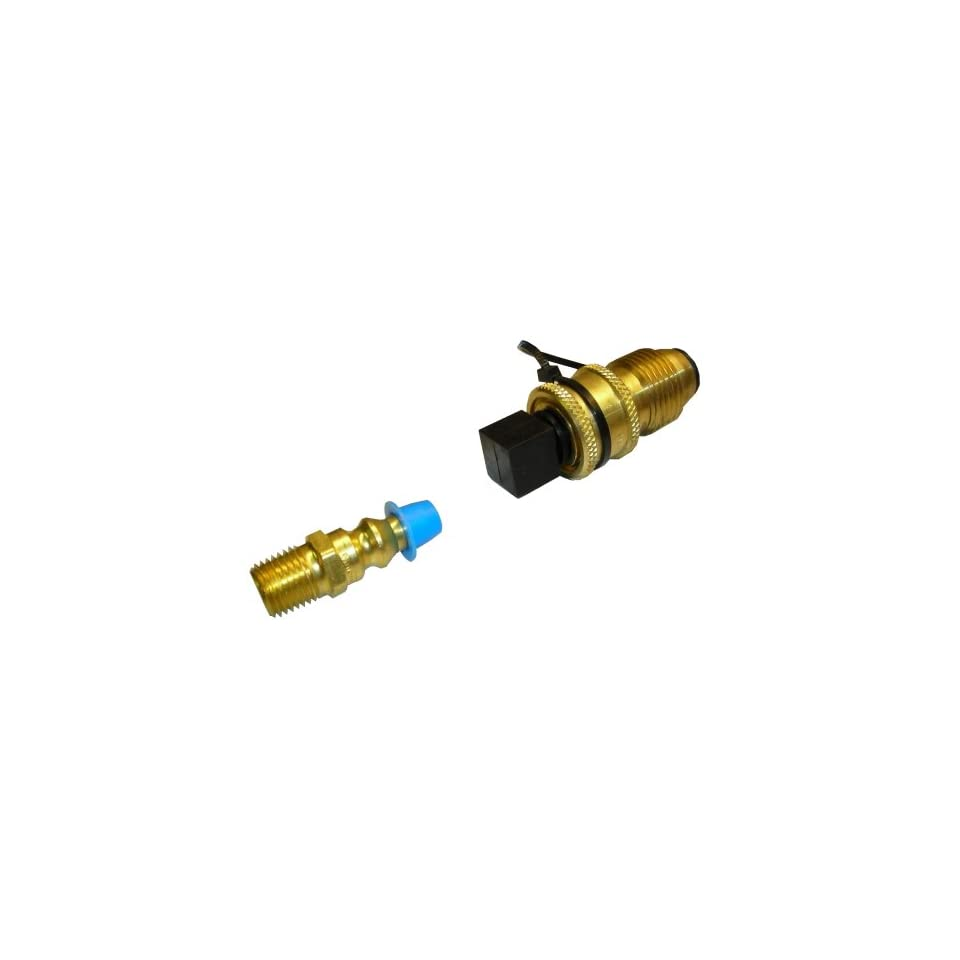 Mr Heater Propane Gas Quick Connect Coupling Adapter K