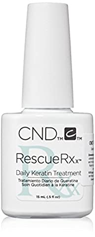 CND RescueRXx Daily Keratin Treatment…