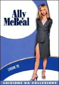 ally mcbeal - season 03 (6 Dvd) Italian Import