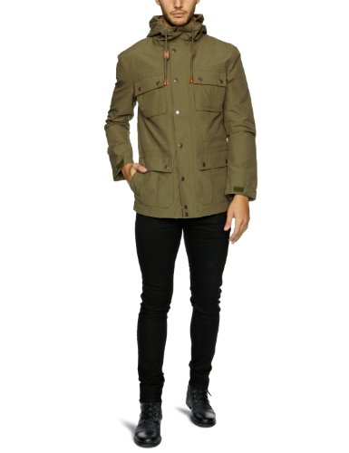 Cottonfield Hermann JA Men's Jacket Hunters Green Medium