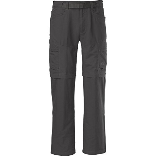 The North Face Men's Paramount Peak II Convertible Pant Asphalt Grey Pants LG X 32 (North Face Paramount Peak 2 Pants compare prices)