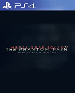 Metal Gear Solid V: The Phantom Pain (PS4) from Konami