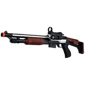 M515 200 FPS Spring Airsoft Pump Action Shotgun