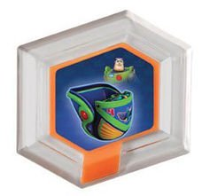 Discount Disney Infinity Rare Toy Story Astro Blaster Power Disc