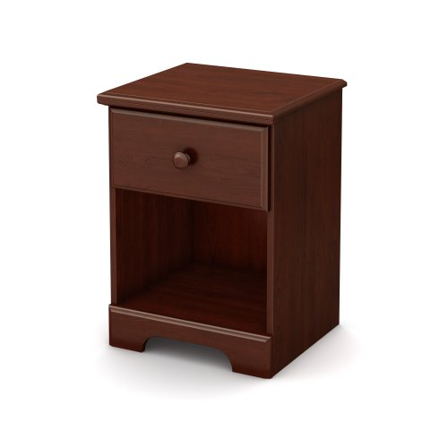 cherry wood night stand