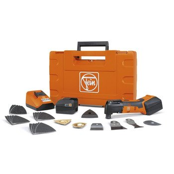 Fein AFMM 14 Cordless MultiMaster With Quick-In