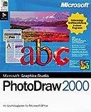 Microsoft Graphics Studio PhotoDraw 2000 (PC)