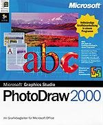 Microsoft Graphics Studio Photodraw 2000 (Pc)
