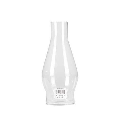 WESTINGHOUSE LIGHTING 83062 Clear Fix Shade, 7-1/2-Inch – 2 Pack