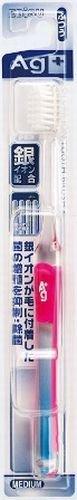 エビス AgプラスストレートC歯ブラシ ふつう