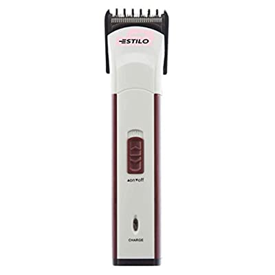 Estilo 5002 Beard Trimmer White 7A-DKKY-TTA3