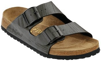 "Cheap Papillio ""Arizona"" from Birko-Flor in Tree Trunk Black with a regular insole (B009XBH3TS)"