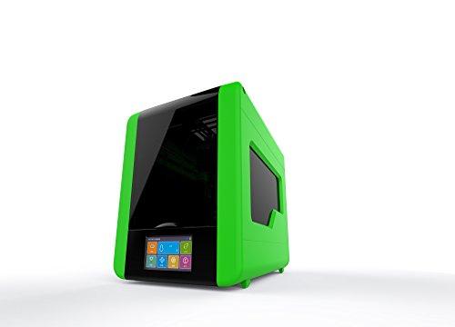 ICEMAN3D D150 Wireless Remote 3D Printer - Green