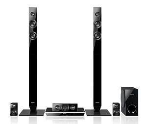 Panasonic SC-BTT460EBK Full HD 3D Blu-ray Disc 5.1 Home Cinema System