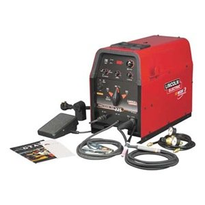 AC/DC TIG Welder, 5-230 A, 208/230 V, 1 Ph welder machine plasma cutter welder mask for welder machine