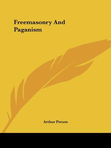 Freemasonry and Paganism