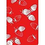 Made in Japan towel strawberries (red) (Japan import / The package and the manual are written in Japanese)