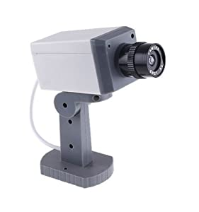 SE FC9957 Fake Surveillance Camera with Sensor