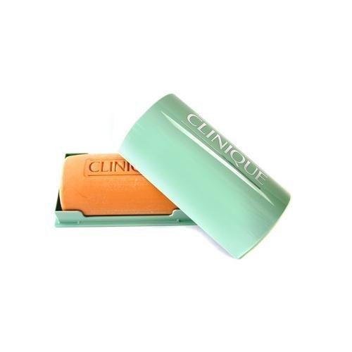 Clinique Sapone, Facial Soap With Soap Dish, 150 gr