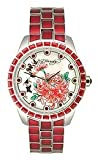 Ed Hardy Bella Red Mother-of-pearl Dial Women's watch #BE-RD