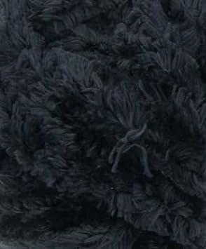 pelote de laine chenille oke oke fanny noir cuisine maison maison z248. Black Bedroom Furniture Sets. Home Design Ideas