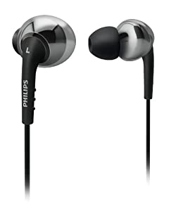 Philips in-Ear Headphones Comfort Plus SHE9750/28 (Discontinued by Manufacturer)